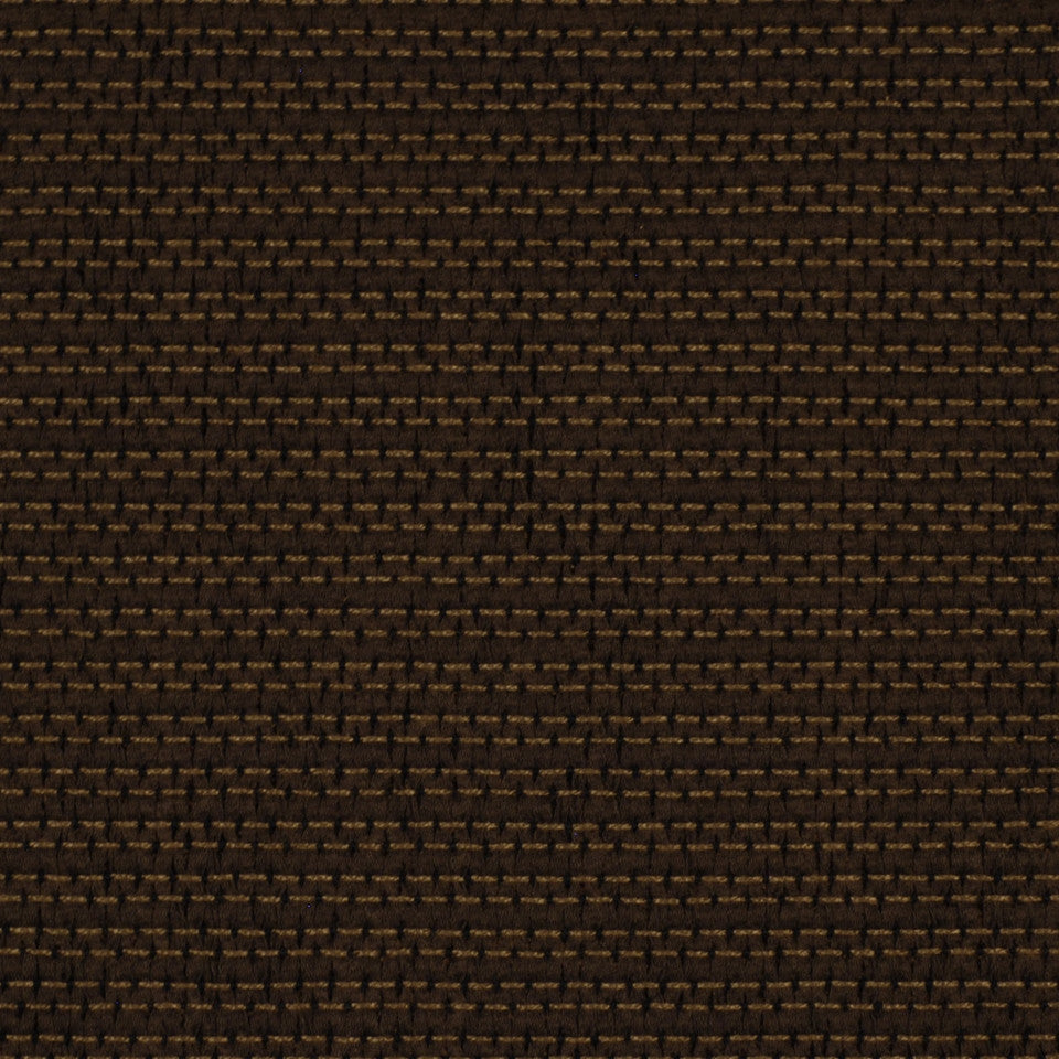 DARK NEUTRAL Pereira Fabric - Espresso