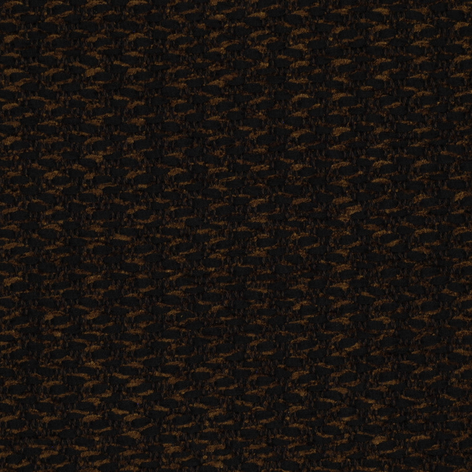DARK NEUTRAL Potrecillos Fabric - Onyx