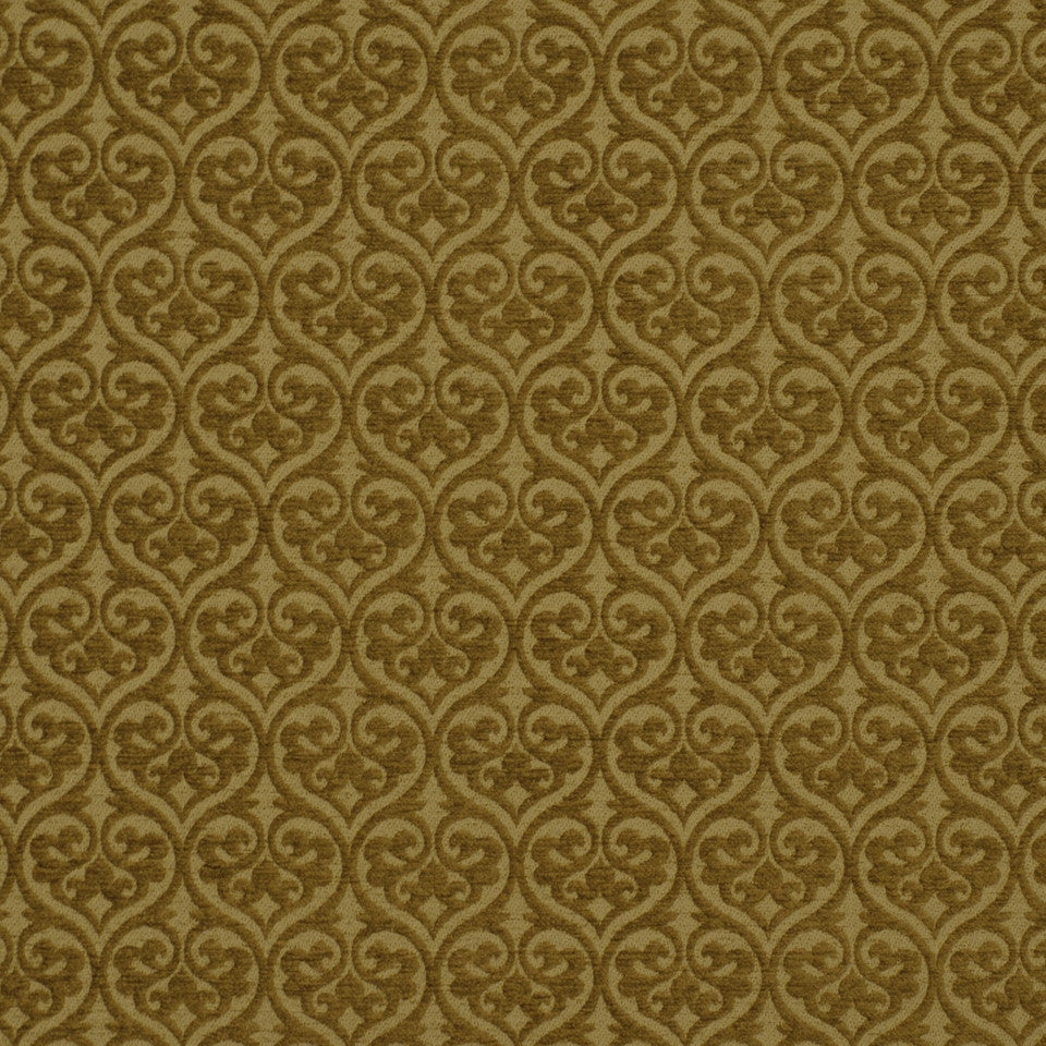 MID NEUTRAL Prinsepia Fabric - Amber