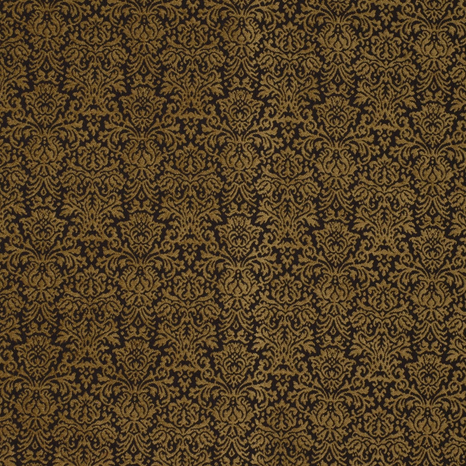 DARK NEUTRAL Butterfly Bush Fabric - Night