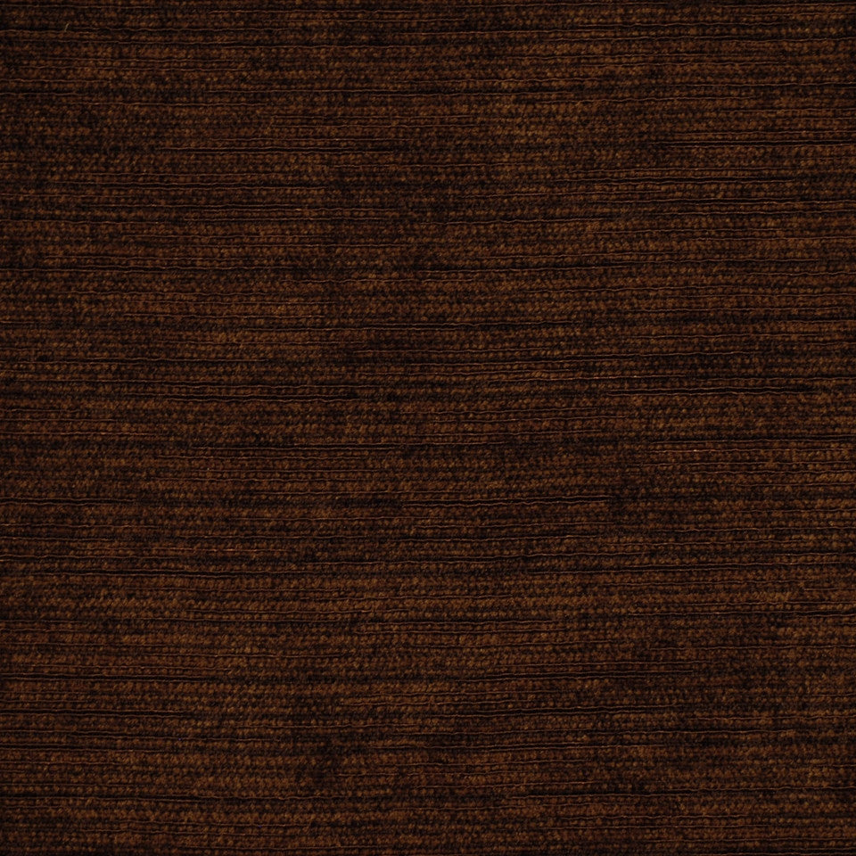 DARK NEUTRAL River Current Fabric - Walnut