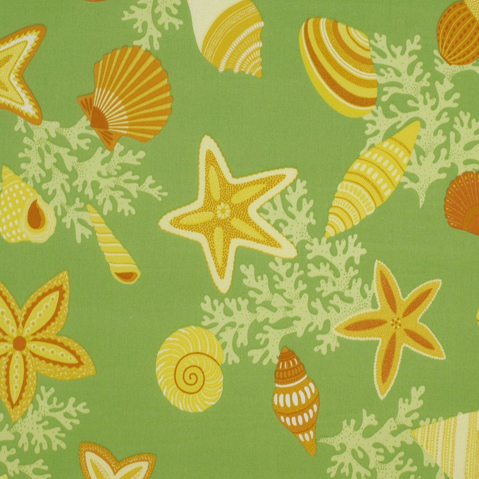 OUTDOOR @ HOME Beach Bongo Fabric - Citrus