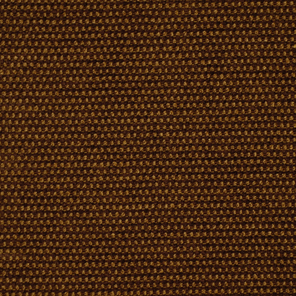 DARK NEUTRAL Creagh Gardens Fabric - Chestnut
