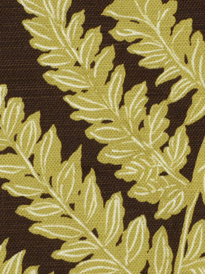 FERN Fern Fabric - Earth
