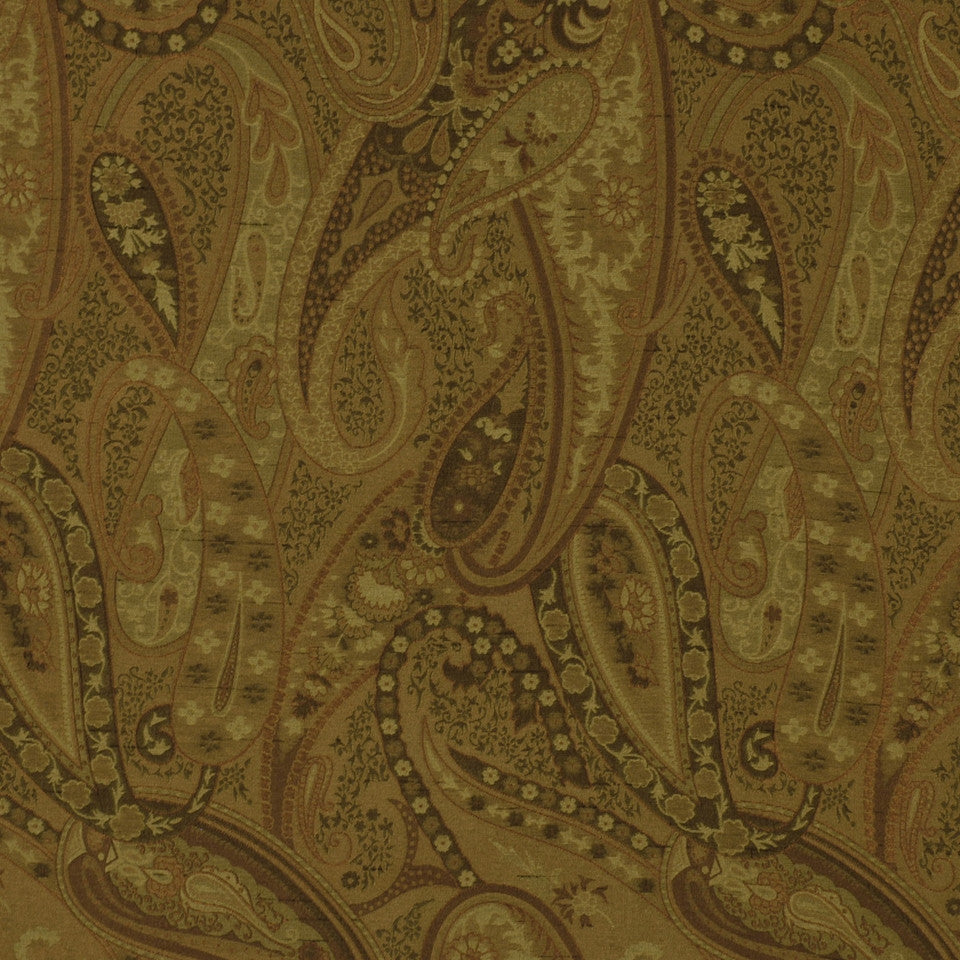 POMEGRANATE-HONEY-SEDONA Country Life Fabric - Rust