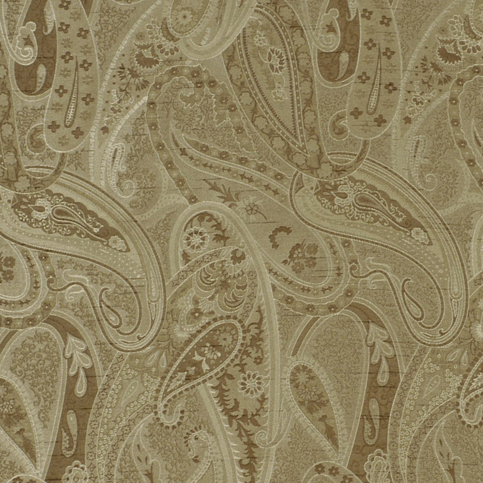 SAND DOLLAR-LATTE-BARLEY Country Life Fabric - Barley