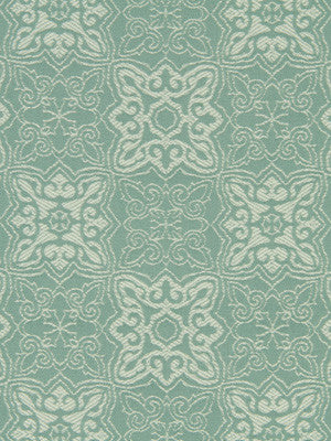 SHELTER ISLAND Odeon Fabric - Spa Blue
