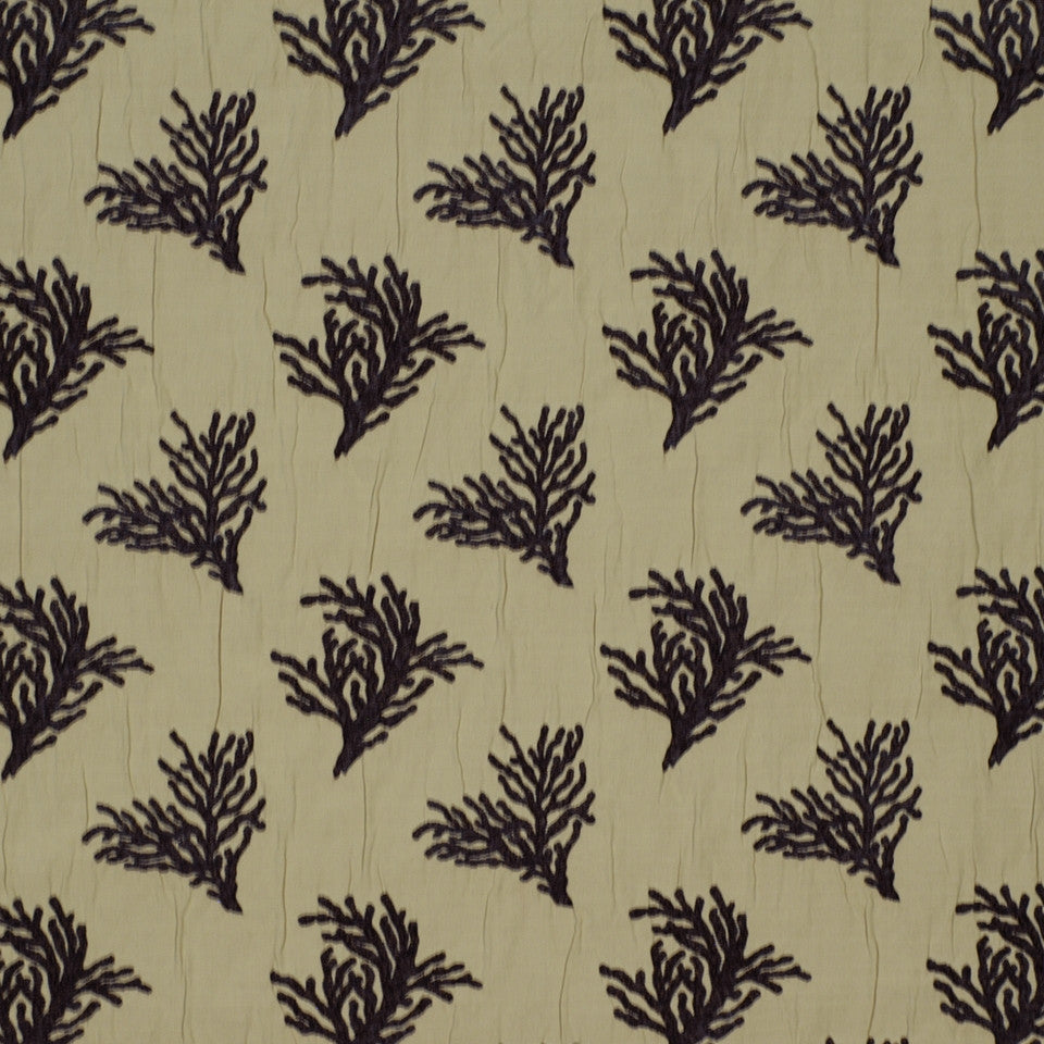 SHELTER ISLAND Great Reef Fabric - Aegean