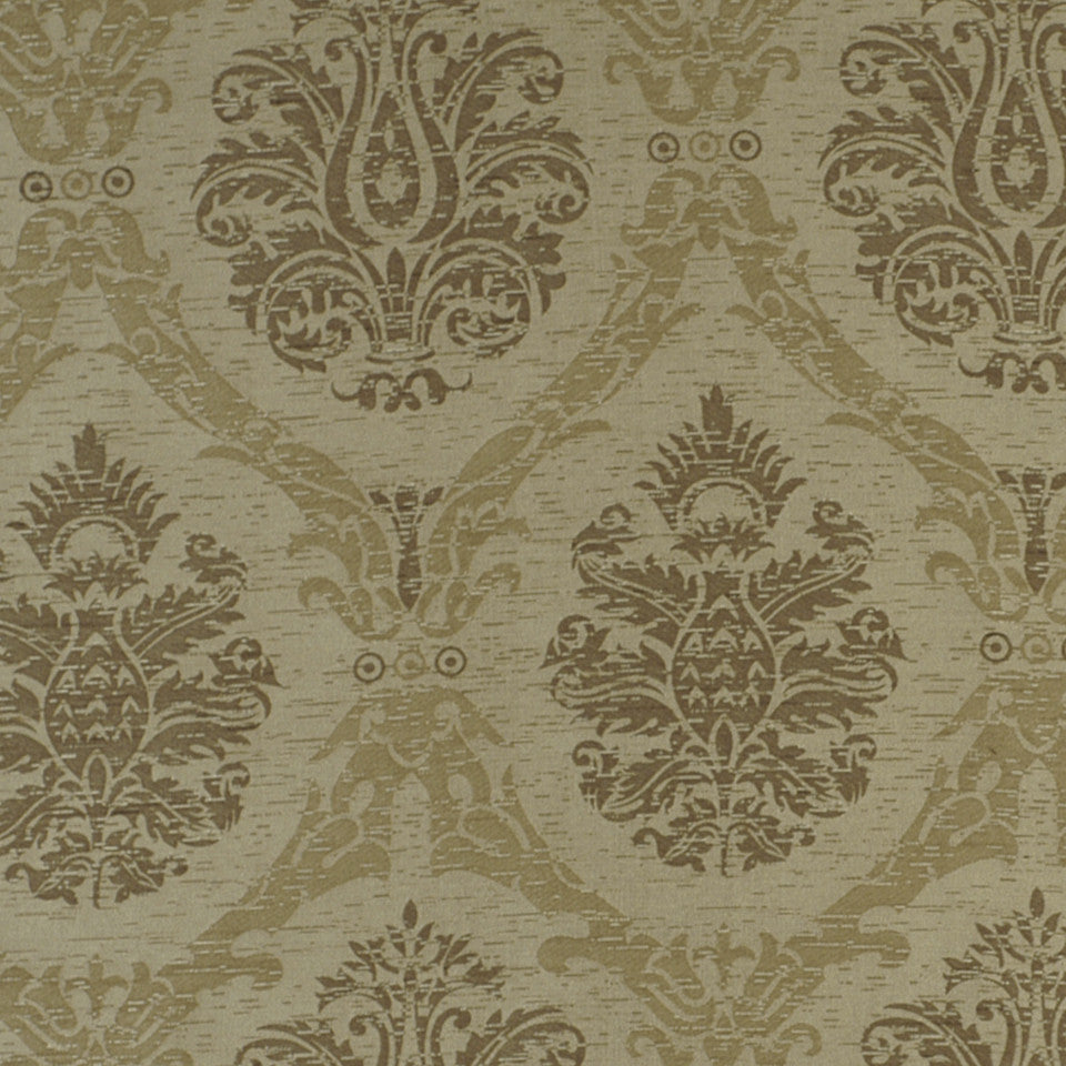 SAND DOLLAR-LATTE-BARLEY Show House Fabric - Latte