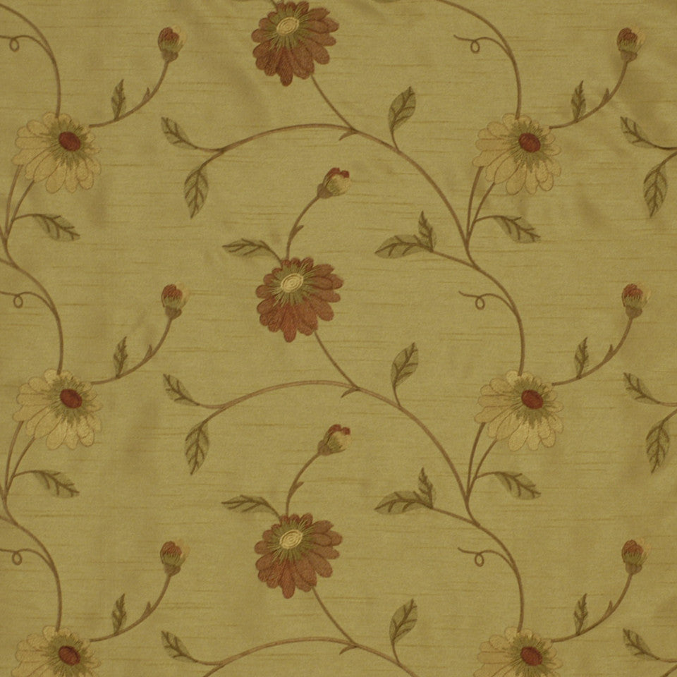 POMEGRANATE-HONEY-SEDONA Perfect Beauty Fabric - Honey