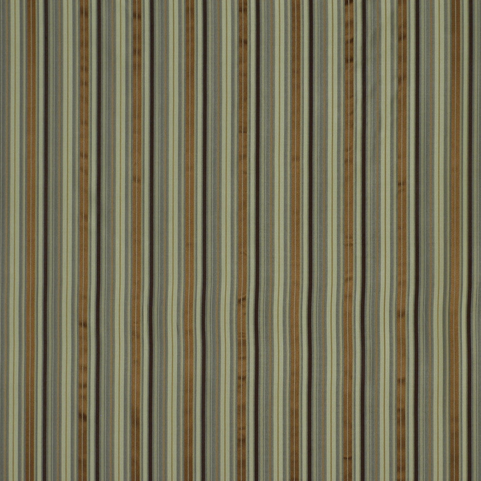 COVE-CAPRI-SPROUT Rinna Stripe Fabric - Capri