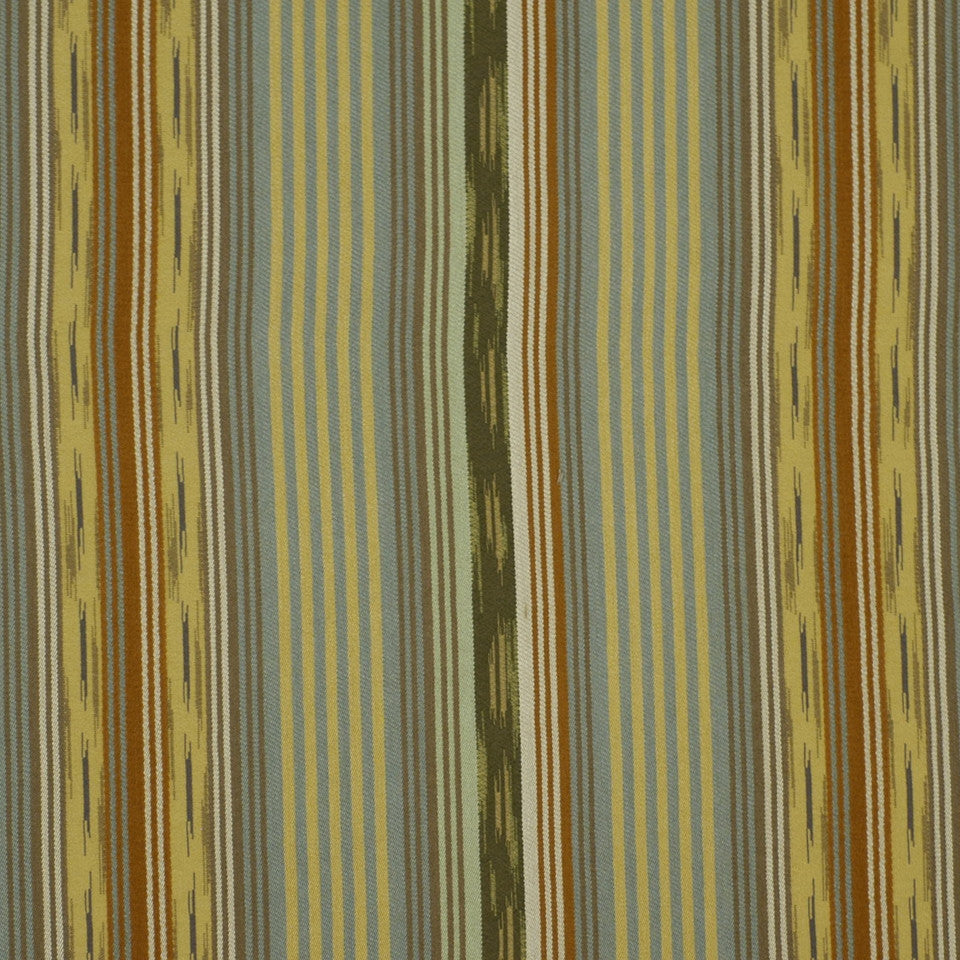 COLD FUSION INDOOR/OUTOOR Glenbeigh Fabric - Caribbean