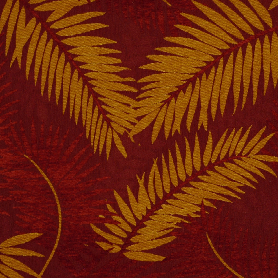 SHELTER ISLAND Tropic Breeze Fabric - Hibiscus