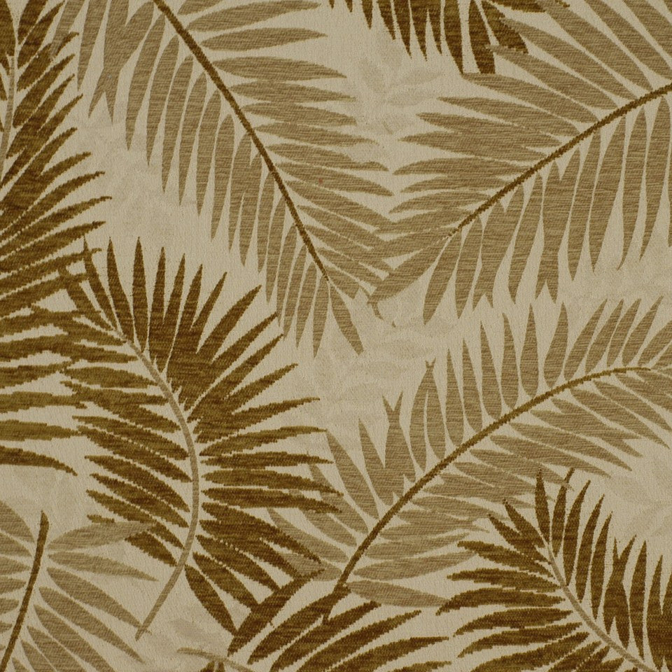 SHELTER ISLAND Tropic Breeze Fabric - Khaki