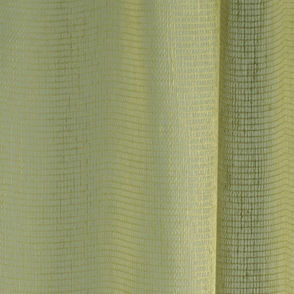 SOLID LINEN SHEERS Spring Promise Fabric - Pistachio