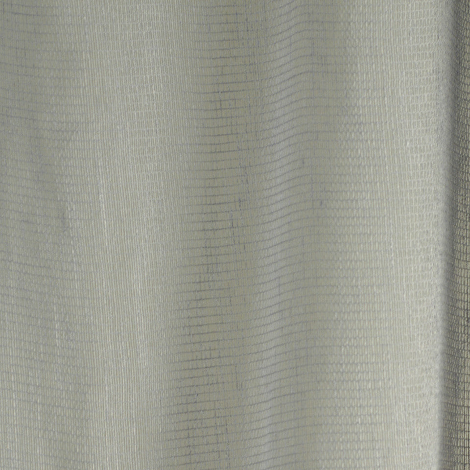 SOLID LINEN SHEERS Spring Promise Fabric - Misty