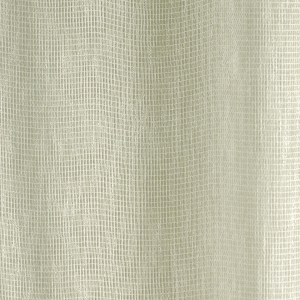 SOLID LINEN SHEERS Spring Promise Fabric - Cloud