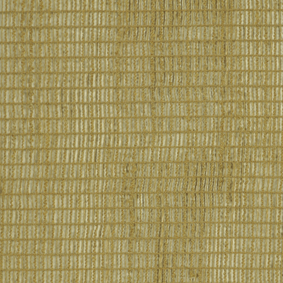 SOLID LINEN SHEERS Spring Promise Fabric - Hay