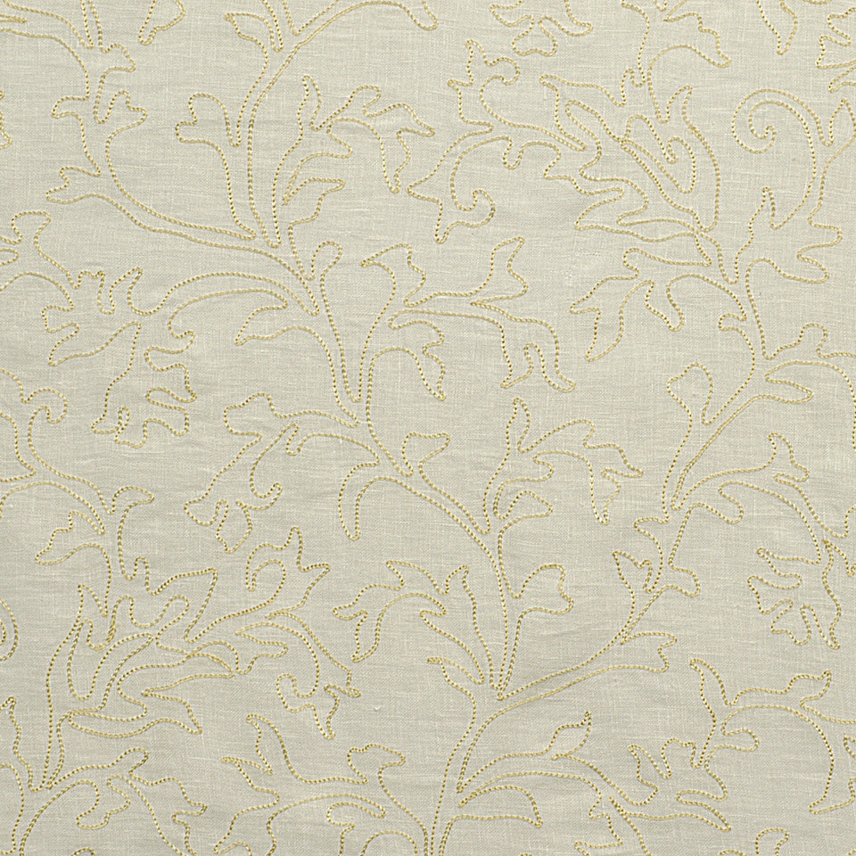 NATURAL SHEERS LIGHT NEUTRALS Makers Mark Fabric - Bisque