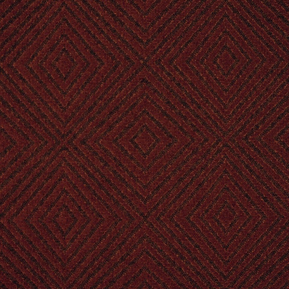 CORPORATE BINDER: PERFORMANCE/FINISHES DECORATIVE/UPH SOLIDS AND TEXTURES/ECO I Eco Fresh Fabric - Crimson