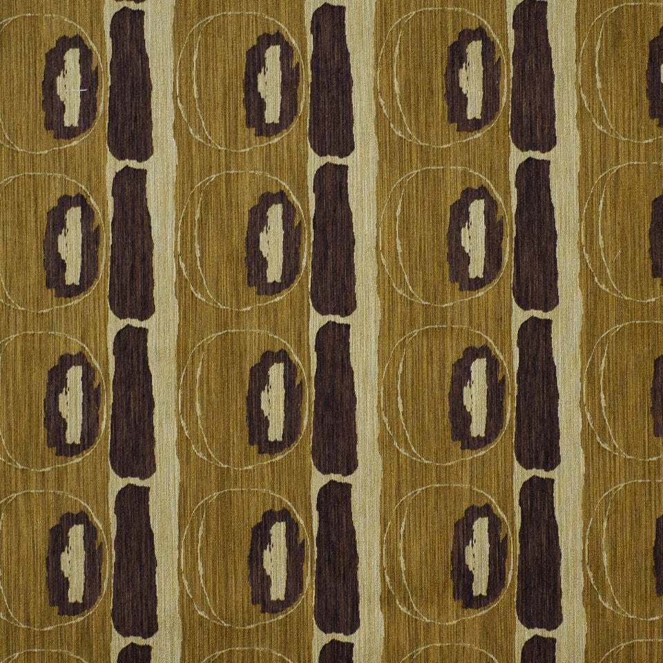 LARRY LASLO FLAME Mythos Fabric - Topaz
