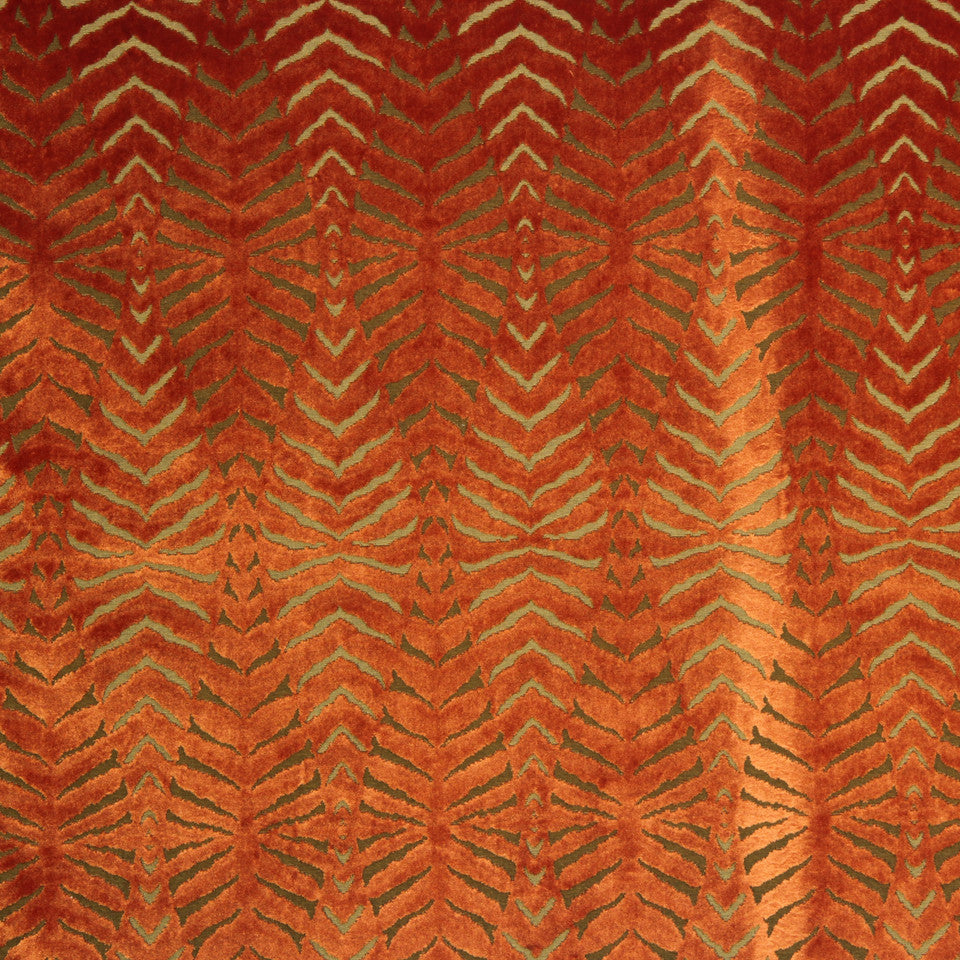 SUNRISE Magnetism Fabric - Fire Opal
