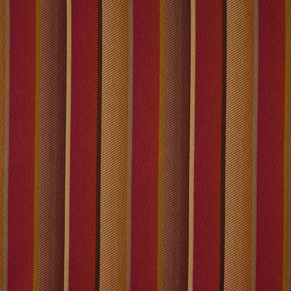LARRY LASLO FLAME Horizon Fabric - Carnelian