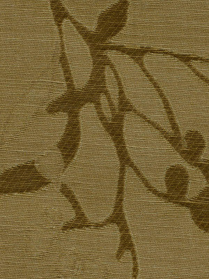 GOSSAMER WINDOW Leiria Fabric - Cognac