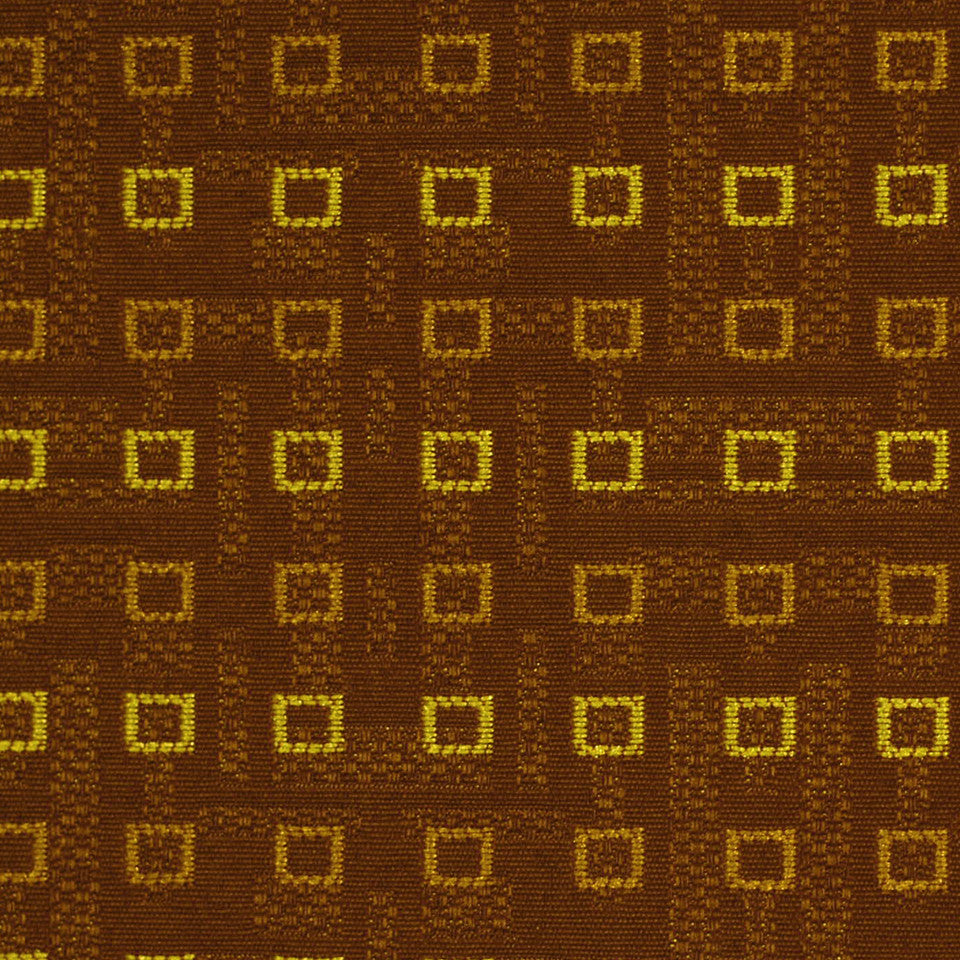 CORPORATE BINDER: PERFORMANCE/FINISHES DECORATIVE/UPH SOLIDS AND TEXTURES/ECO I Eco Impact Fabric - Marigold