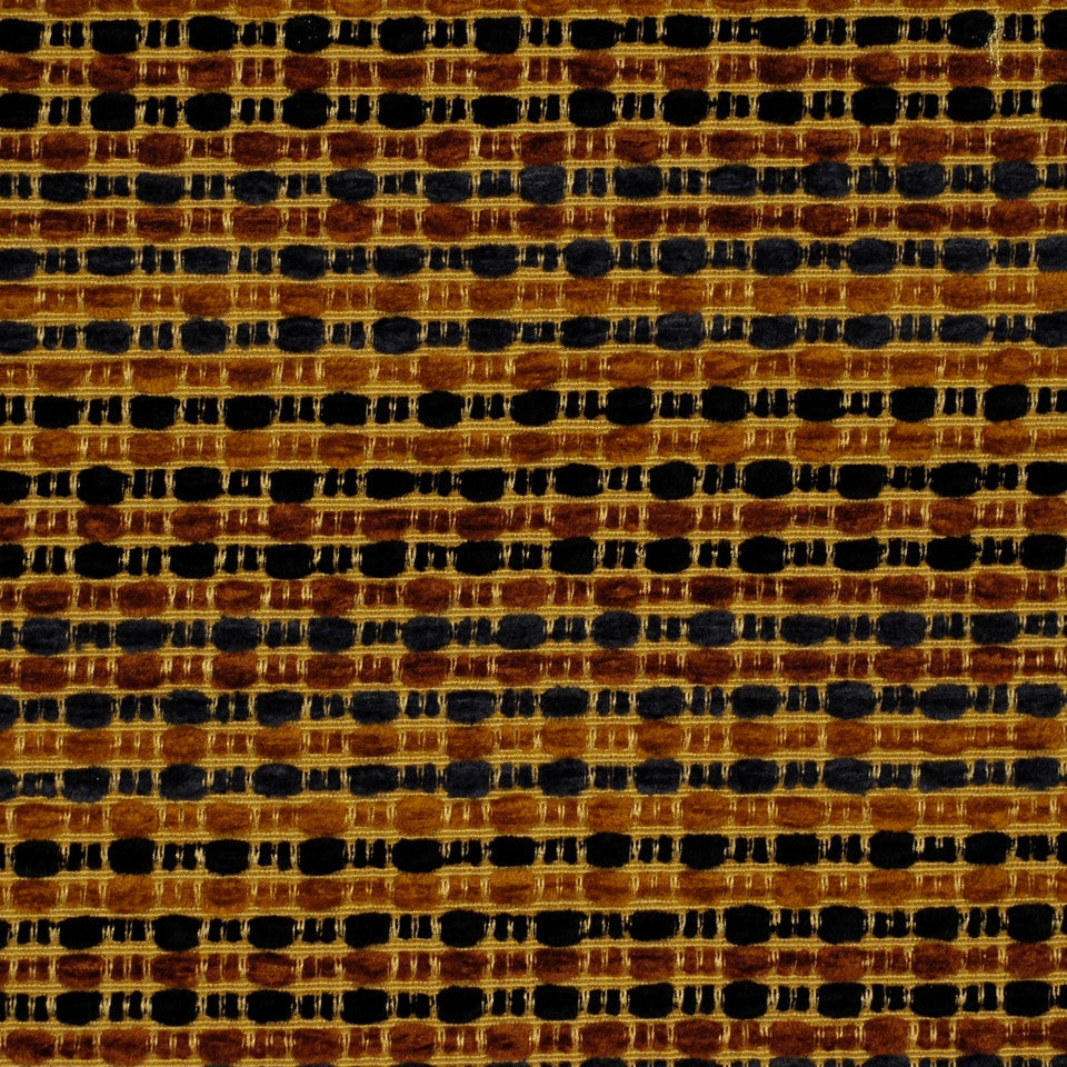 PRUSSIAN Shokan Fabric - Prussian