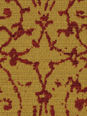 FIRE Woven Journey Fabric - Fire