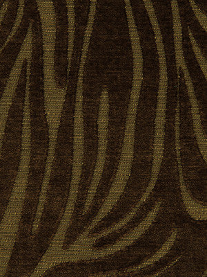 ETHNIC CHIC Shere Khan Fabric - Sable