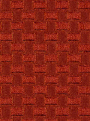 FIRE Weaver Dash Fabric - Fire