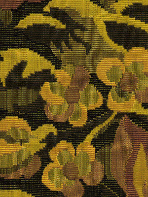 FIRE Geisha Garden Fabric - Fire