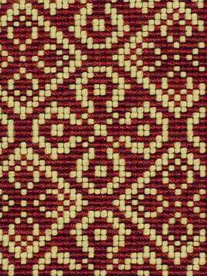 FIRE Aztec Splendor Fabric - Fire