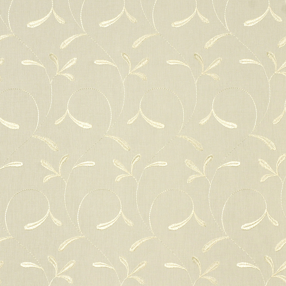 DESIGN ELEMENTS Leavitt Fabric - Ivory
