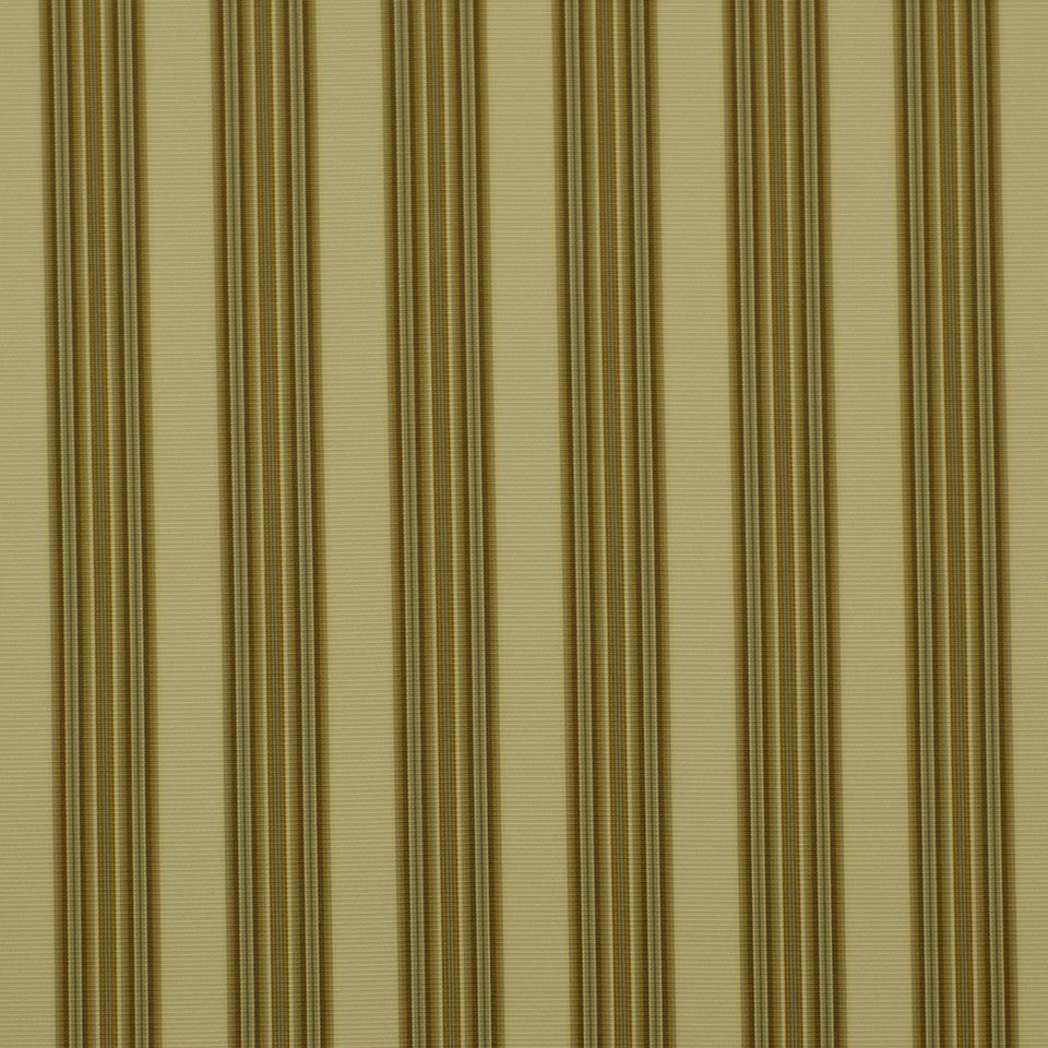 ETHNIC CHIC Hazel Stripe Fabric - Linen
