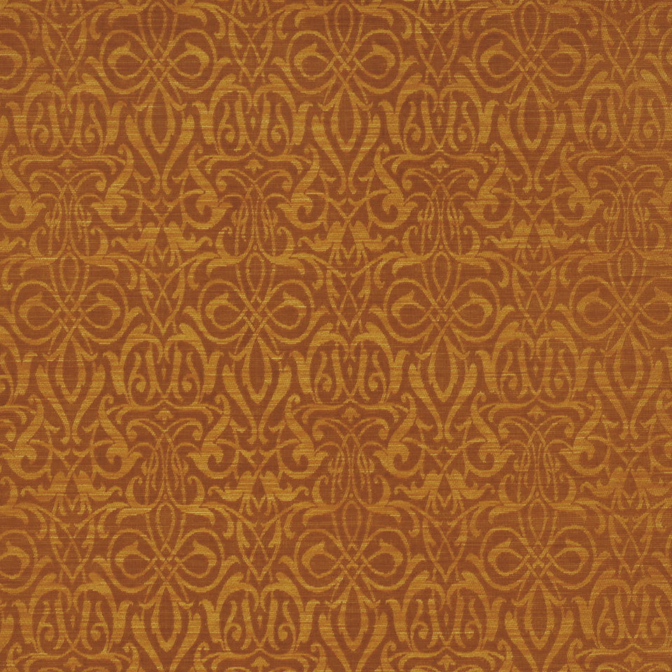 CONTEMPORARY CLASSICS III Dress Me Up Fabric - Carnelian