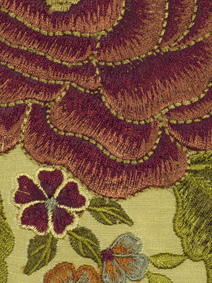 FALL Matilda Jean Fabric - Pomegranate