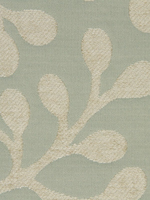 Leaf Berry Fabric - Mist