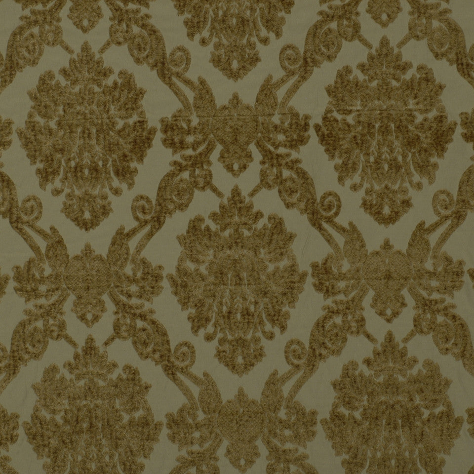 Royal Damask Fabric - Cloud