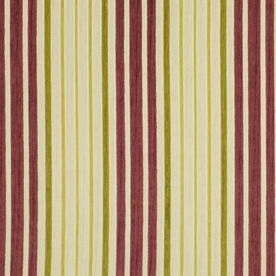 TULIP Soft Stripes Fabric - Tulip