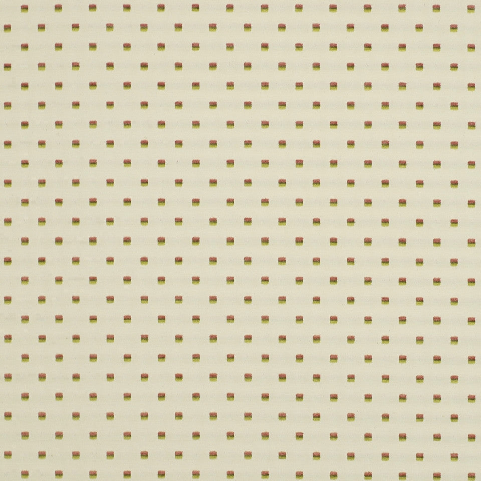TULIP Layered Dots Fabric - Tulip