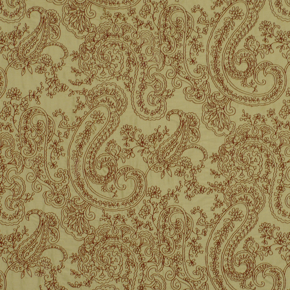 FALL Augustus Fabric - Spice