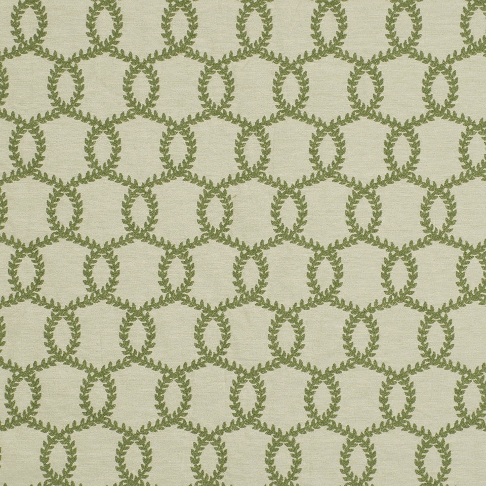 LEAF Flowing Branch Fabric - Leaf