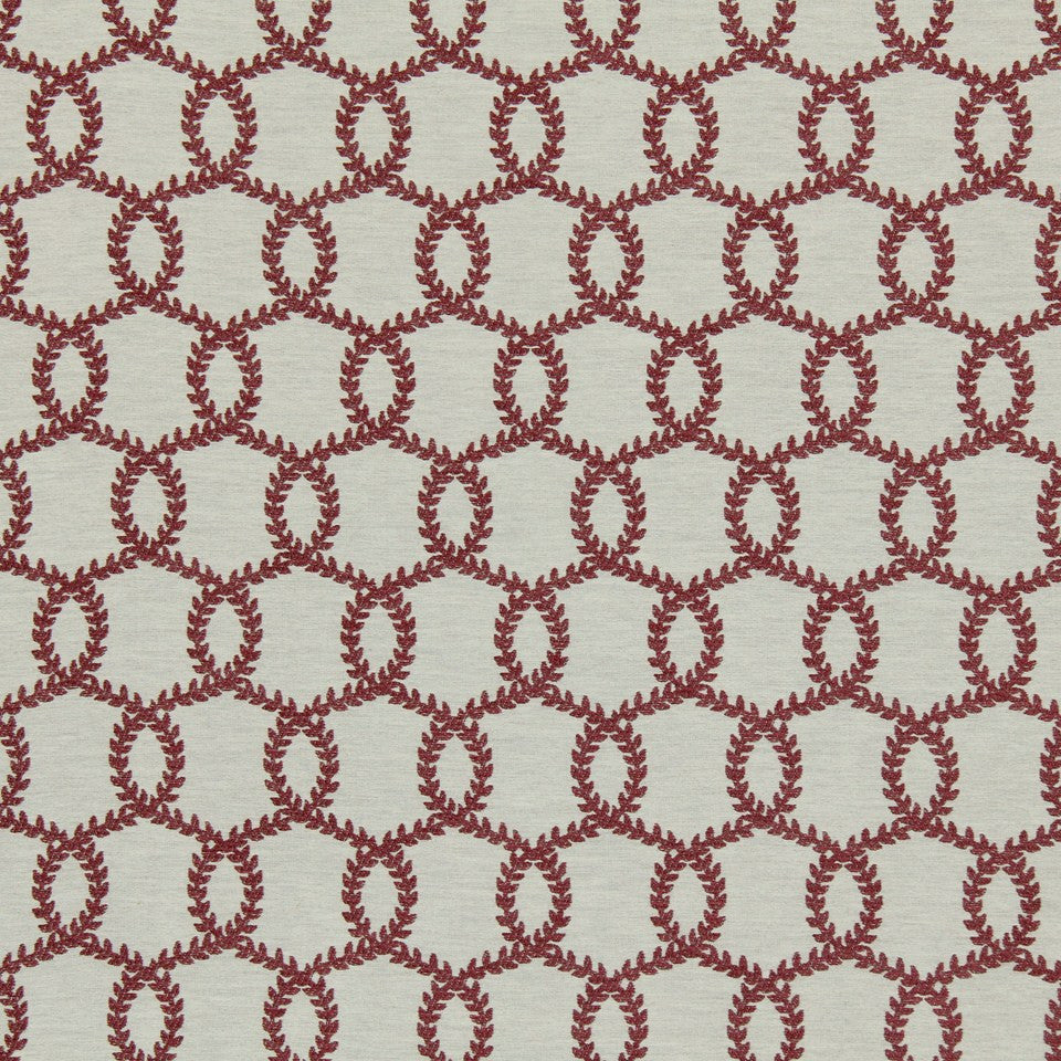 TULIP Flowing Branch Fabric - Tulip