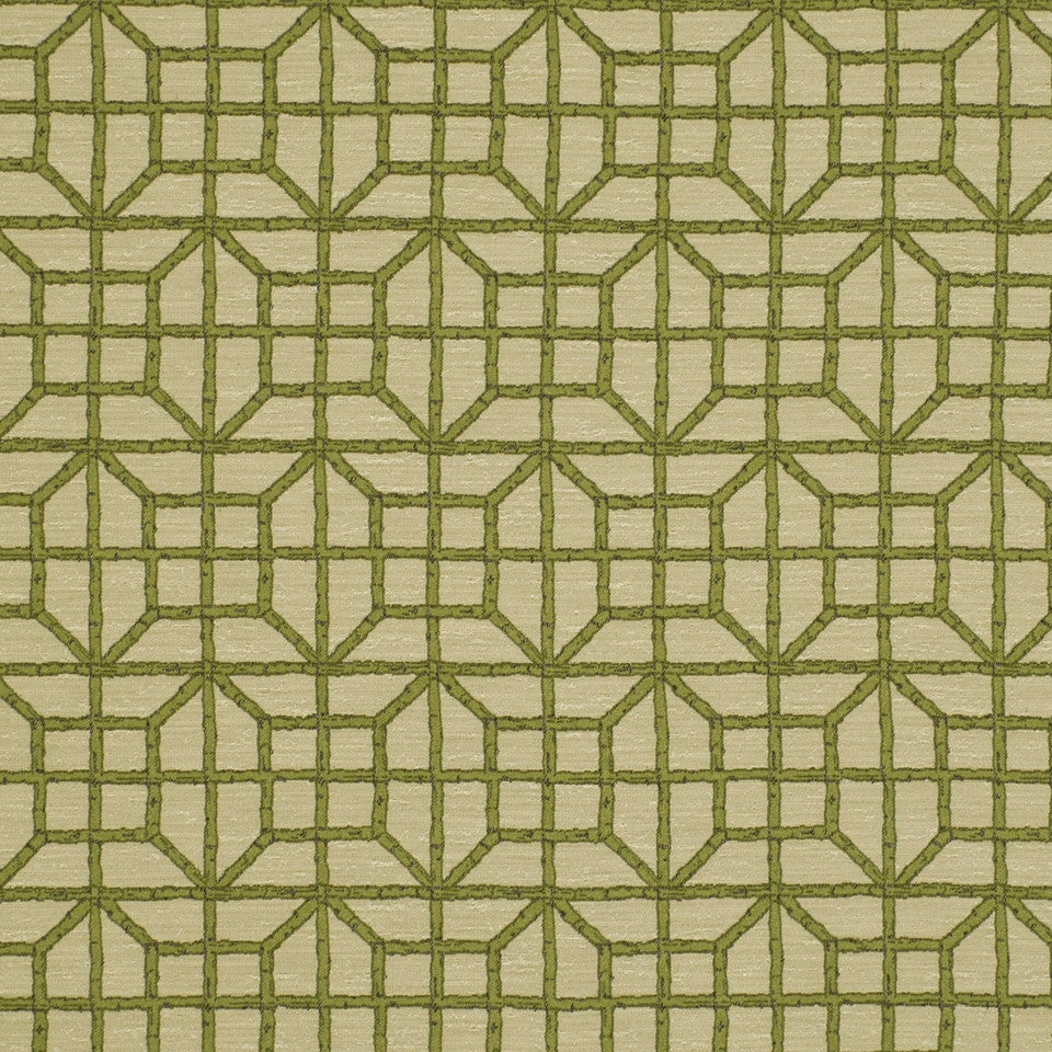 LEAF Pipe Dreams Fabric - Leaf