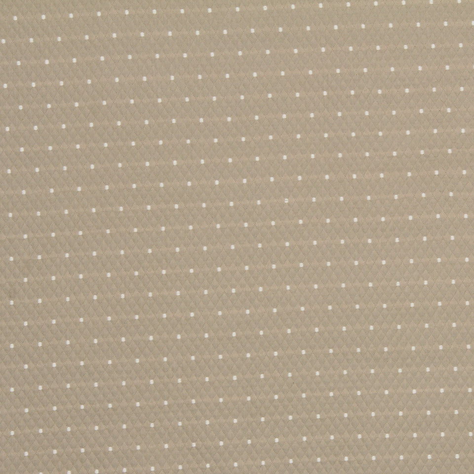MATELASSES Diamas Dot Fabric - Twine