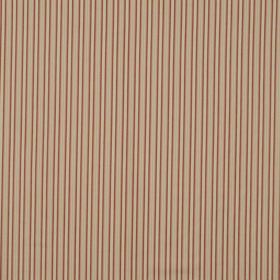 TULIP-ZINNIA-BERRY Piping Stripe Fabric - Tulip