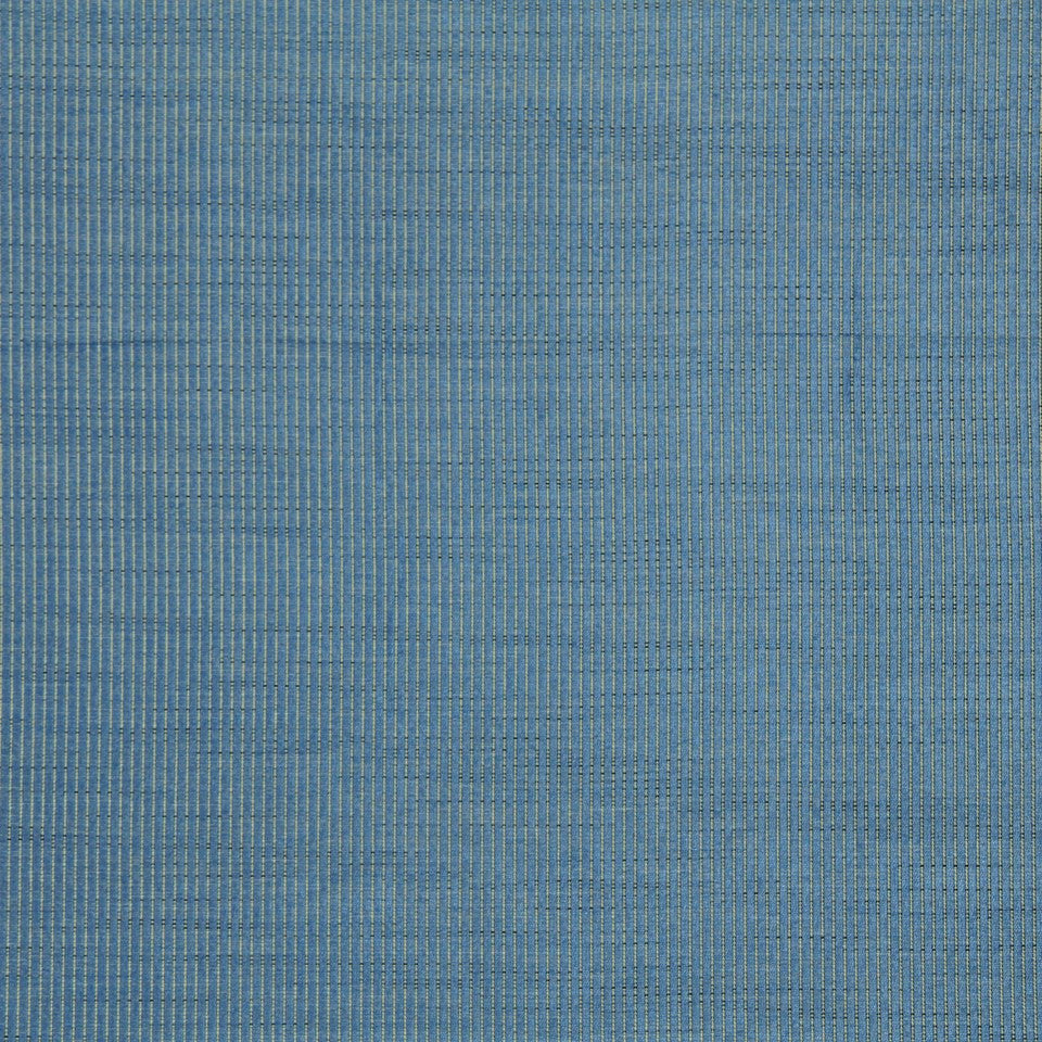 HYDRANGEA-SKIPPER-CHAMBRAY Raised Lines Fabric - Skipper
